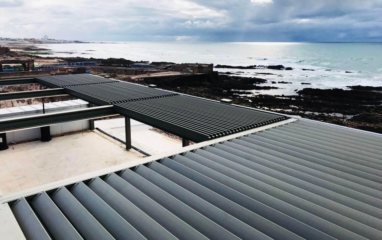 Cerramientos de porches con cortinas de cristal - Cerramiento aluminio porche ...
